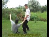 Практические занятия по кикбоксингу и айкидо-2